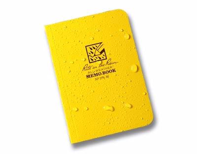 Rite in the Rain Memo Notebook