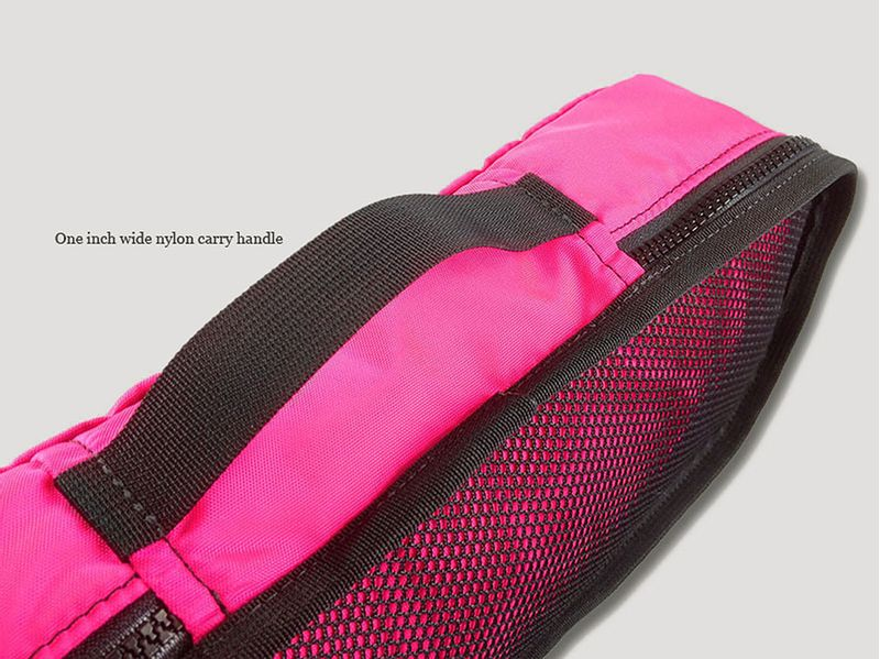 """1"""" nylon handle for carrying"""