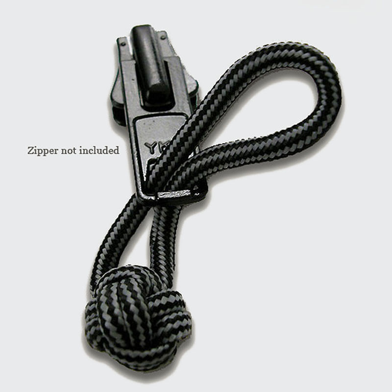 Red Oxx bag Zipper pull fits most large sliders