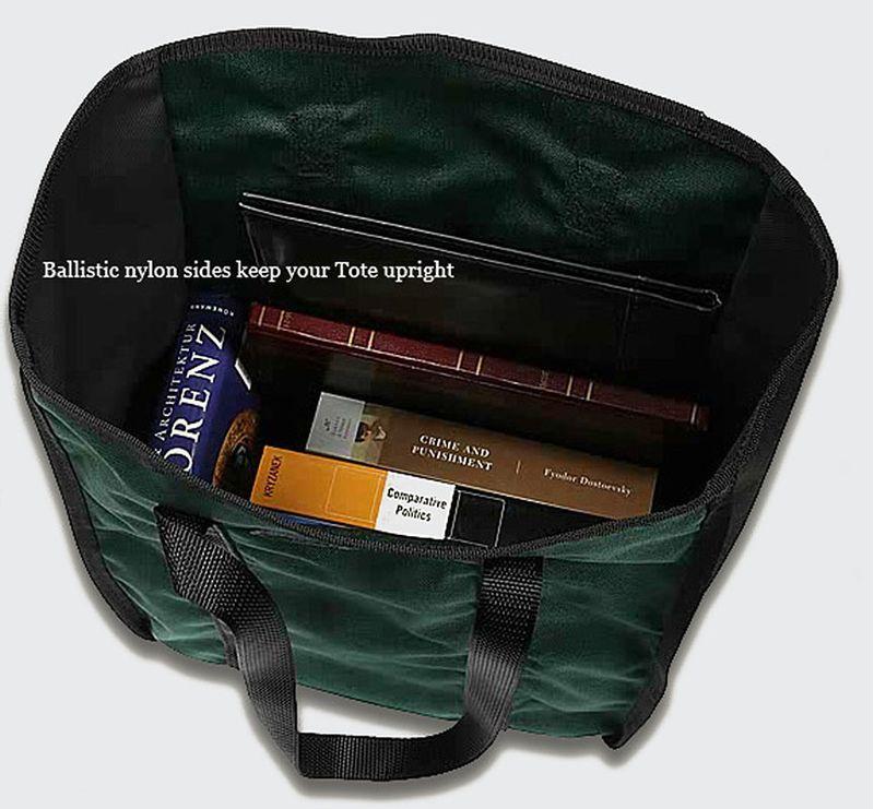 Makes a fantastic book bag