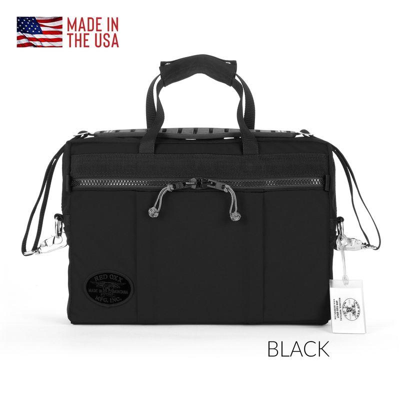 Red Oxx Metro-Laptop Briefcase-92095-Black