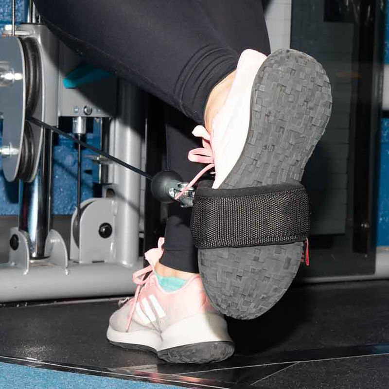 Perfect for glute kicks
