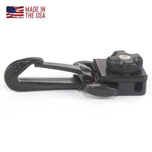 Pin-Mounted Bag Key Clip
