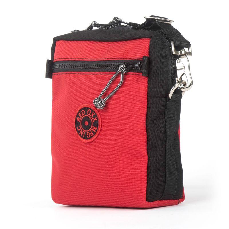 Red Oxx Hound Front zipper panel pocket