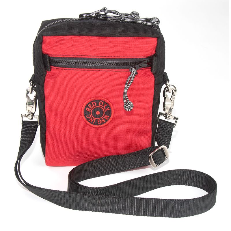 Red Oxx The Hound has a new more comfortable strap