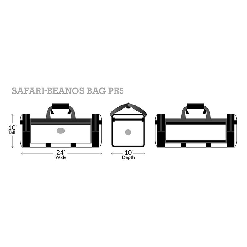 Red-Oxx-Safari-Beanos-PR5-Measurements-24-L-x-10-W-x-10-H