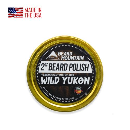 Wild Yukon Beard Polish