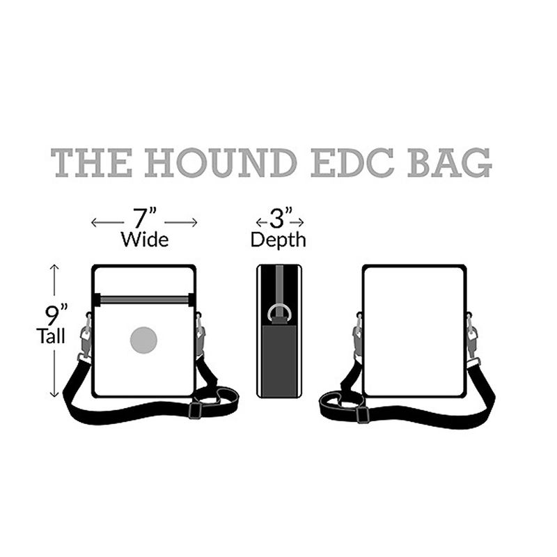 Red-Oxx-The-Hound-EDC-Bag-measurements---9inHx7inWx3inD