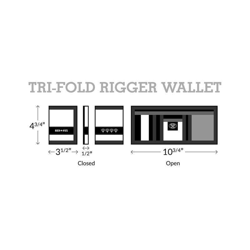 Red-Oxx-Rigger-Wallet-Measurements
