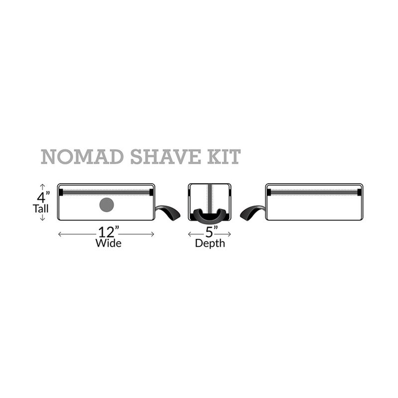Red-Oxx-Nomad-Shave-Kit-Measurements---12inLx5inWx4inH