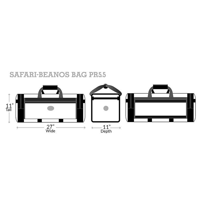 Red-Oxx-Safari-Beanos-PR5.5-Large-Duffel-Measurements-27Lx11Wx11H
