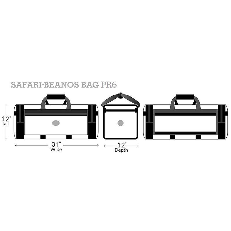 Red-Oxx-Safari-Beanos-PR6-XL-Duffel-Specs-31Lx12Wx12H