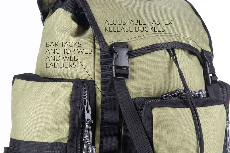 Red-Oxx-C-ruck---Lid-fastex-and-web-ladder