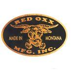 Red-Oxx-Logo-Sticker-Bronze