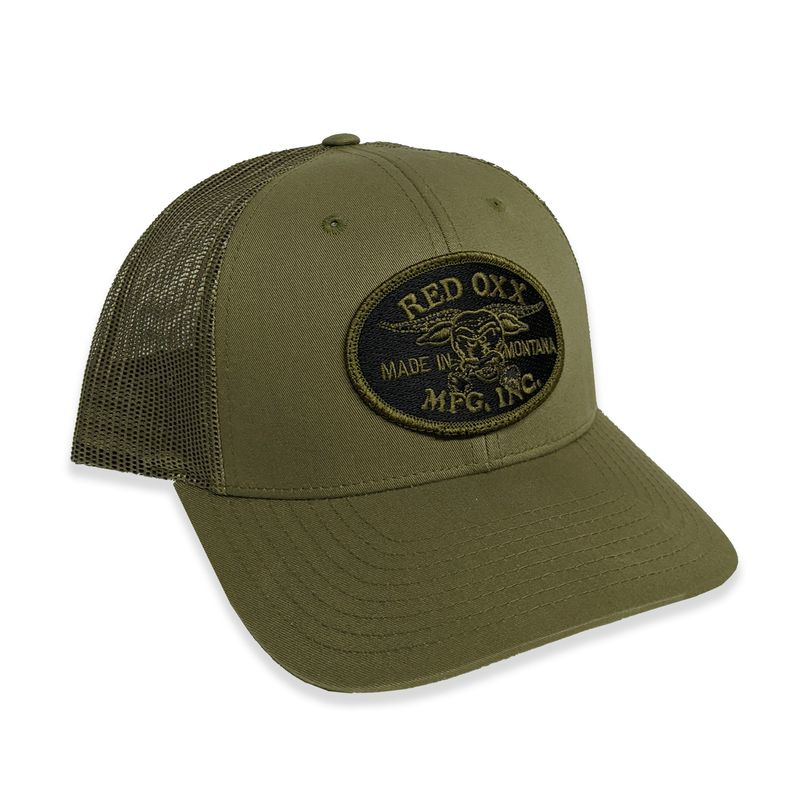 Red-Oxx-Safari-Green-Patch-Hat