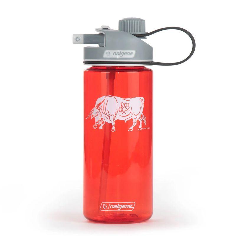 Nalgene-Multidrink-Red-Oxx-Bull-Water-Bottle